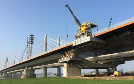ProTectS Engineering verzorgt de projectleiding van de conserveringswerkzaamheden aan de brug Ewijk.