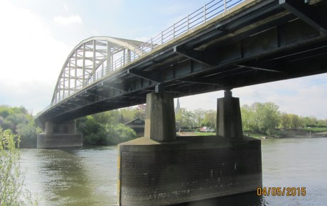 ProTectS Engineering begeleid de conservering van de IJsselbrug bij Doesburg.